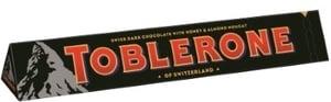 Toblerone hořká čokoláda