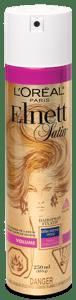 L'Oréal Paris Elnett Satin Lak na vlasy extra silná fixace pro objem