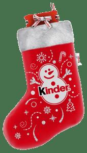 Kinder Happy Ponožka