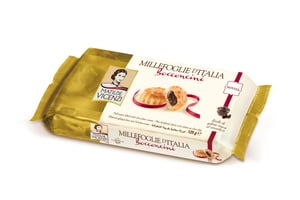 Vicenzi Bocconcini Jemné pečivo plněné čokoládovým krémem