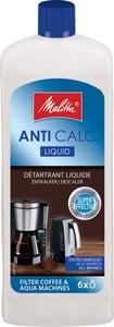 Melitta ANTI CALC Tekutý odvápňovač pro kávovary a rychlovarné konvice