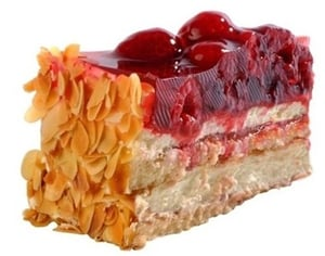 Ollies Malinový dortík