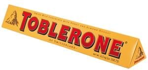 Toblerone mléčná čokoláda (velká)