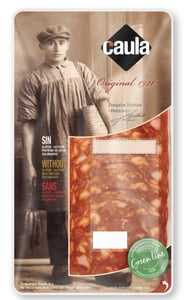 Caula Chorizo plátky