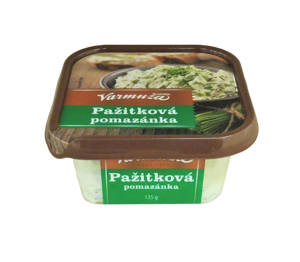 Varmuža Pažitková pomazánka