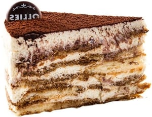 Ollies Tiramisu dortík