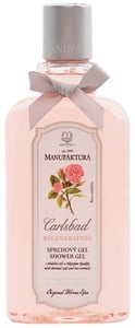 Manufaktura Sprchový gel Růže & Vřídelní sůl