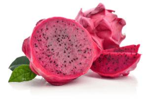 Pitahaya (Red dragon fruit) volně