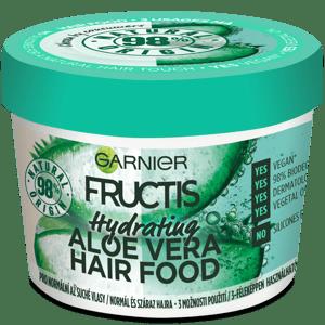 Garnier Fructis Aloe Vera Hair Food Maska pro normální až suché vlasy