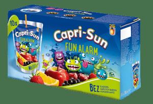 Capri-Sun Fun Alarm 10x200ml