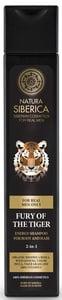 """Natura Siberica Energizující šampon na vlasy a tělo 2v1 """"Nezkrotnost tygra"""""""