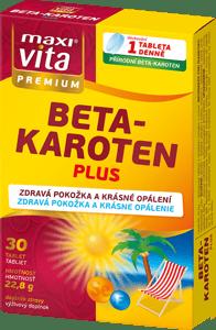 MaxiVita premium Beta karoten plus