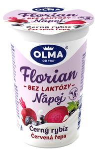 Olma Florian nápoj bez laktózy červená řepa-černý rybíz
