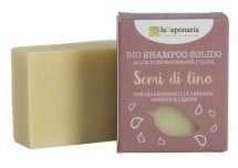 laSaponaria BIO Tuhé olivové mýdlo - Středomořské bylinky s aloe