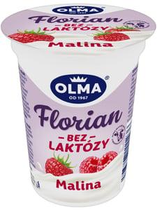 Olma Florian jogurt bez laktózy malina