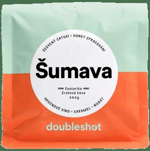 Doubleshot Kostarika Finca Šumava