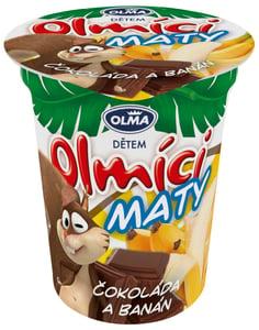 Olma Olmíci Maty čokoláda-banán