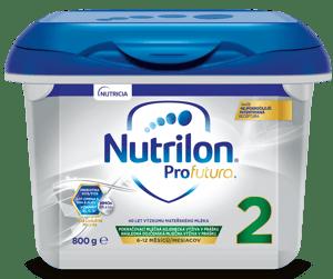 Nutrilon 2 Profutura Pokračovací mléčná kojenecká výživa v prášku 6–12 měsíců