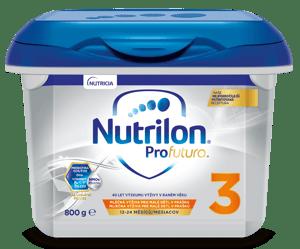 Nutrilon 3 Profutura Mléčná výživa pro malé děti, v prášku 12–24 měsíců