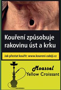 Moassel Yellow Croissant - Banán