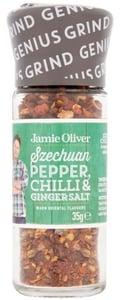 Jamie Oliver mlýnek - sečuánský pepř, chilli, zázvorová sůl
