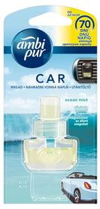 Ambi Pur Car Ocean Mist náplň do osvěžovače vzduchu do auta