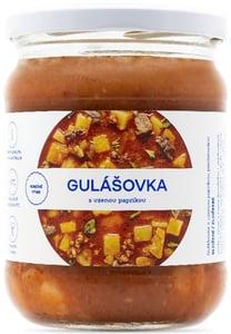 Konečně vývar Gulášovka