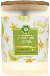 Airwick Essential Oils svíčka - Bílé melouny & Ylang-Ylang