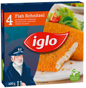 Iglo Rybí řízky