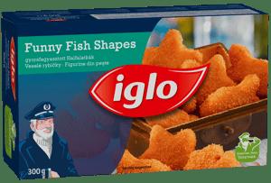 Iglo Veselé rybičky