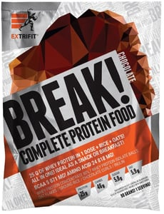 Extrifit Protein Break! Čokoláda