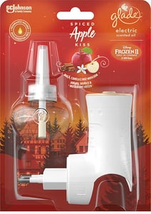 Glade Electric Spiced Apple Kiss