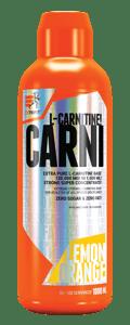 Extrifit Carni Liquid 120000 mg citron-pomeranč