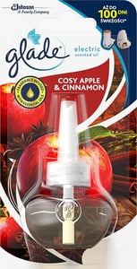 Glade Electric Cosy Apple & Cinnamon náplň