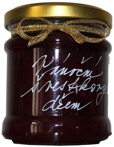 Marmelády s příběhem Vánoční švestkový extra džem výběrový speciální