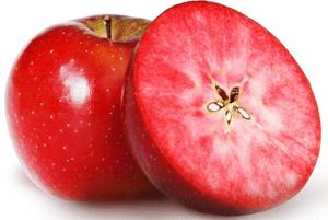 Jablko odr. Red Moon (červená dužina)