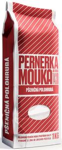 Pernerka Mouka pšeničná polohrubá