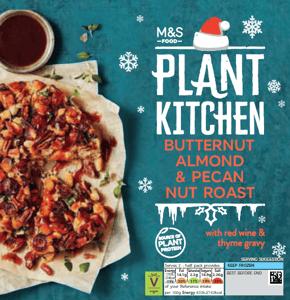 Marks & Spencer Pšeničný bulgur s fazolemi a pečenou dýní (mražené)