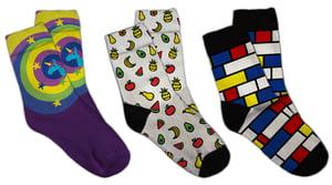 Soxit Dětský dárkový set ponožek, vel.: 30-35