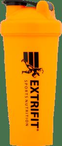 Extrifit Šejkr oranžový 600ml