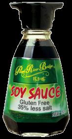 P.R.B. Sojová omáčka se sníženým obsahem soli