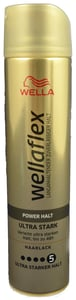 Wella Wellaflex lak na vlasy Power Halt Ultra Stark-5