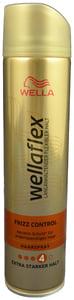 Wella Wellaflex lak na vlasy Frizz Control Extra Starker Halt-4