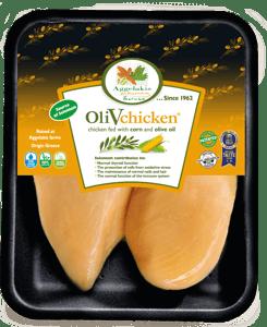 OliVChicken Olivové kuře - kuřecí prsní řízek