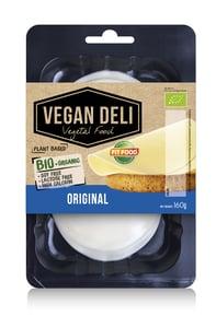 Fit Food BIO Veganská alternativa sýru plátky