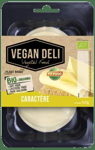Fit Food BIO Veganská alternativa kozího sýru plátky