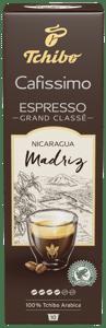 Tchibo Cafissimo Grand Classé Espresso Nicaragua Madriz