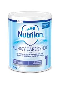 NUTRILON 1 ALLERGY CARE SYNEO POR PLV SOL 450G
