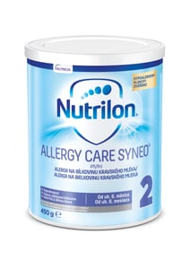 NUTRILON 2 ALLERGY CARE SYNEO POR PLV SOL 450G