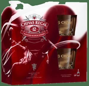 Chivas Regal 12YO dárkové balení